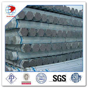 2.5 Inch Hot-DIP Galvanized Pipe A53 Standard Steel Pipe pictures & photos