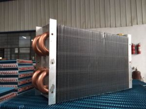 50*50cm Copper Tube Water Heat Exchanger pictures & photos