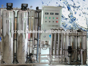 2000L/H Desalination and Activated Carbon Filter Water Treatment Machine pictures & photos