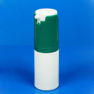 Lotion Bottle With airless Dispenser pictures & photos