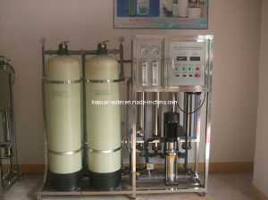 500L/H 2 Stage Reverse Osmosis System Water Distillation Machine for Hospital/Medicine/Hemodialysis (KYRO-500) pictures & photos