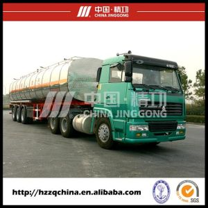 Liquid Nitrogen Truck, Tank Semi-Trailer for Sale pictures & photos