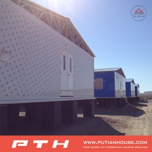 Flexible Multi- Stories Prefab Container House for Hotel, Department, Temporary Office, Living Home pictures & photos