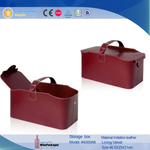 Wholesale Customized Home Storage Gift Fruit Supermarket Basket (4005R8) pictures & photos