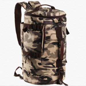 Amphibious Canvas Sports Duffel Weekend Travel Bag Backpack pictures & photos
