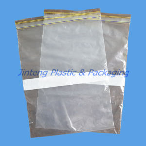 Reclosable Ziplock PE Plastic Bag Clear
