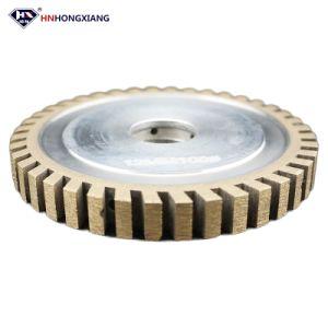 Full Segmented Profile Diamond Grinding Wheel pictures & photos
