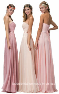 2017 Cocktail Homecoming Dresses Empire Bridesmaid Dress G11385 pictures & photos