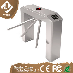 Stainless Steel 3 Arm Turnstile for Access Control pictures & photos