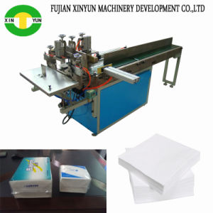 Facial Tissue Packing Machine Price pictures & photos