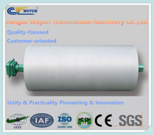 Oil Cooled Electric Steel Conveyor Roller, Motorized Steel Pulley Drum, Conveyor Belt Roller pictures & photos