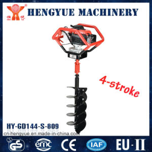 High Quality Manual Earth Auger with Big Power pictures & photos