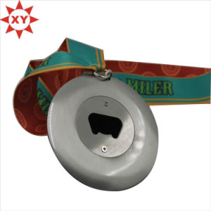 Zinc Alloy 3D Custom Medals Award with Opener Function pictures & photos