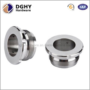High Precision CNC Machined Turning Parts Factory Manufacturer pictures & photos