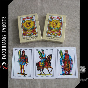 Naipes Spain Custom Playing Card pictures & photos