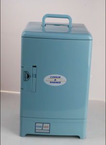 Electronic Mini Fridge 15liter DC12V, AC100-240V with Cooling and Warming for Car, Office, Home Use pictures & photos
