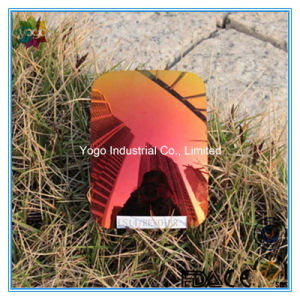 Mirror Coated Sunglass Lens Tac Polarized pictures & photos