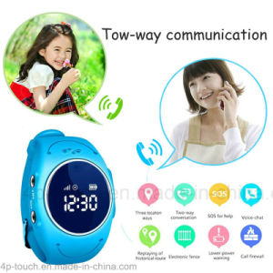 IP67 Waterproof Kids GPS Tracking Watch with Sos Button (D11) pictures & photos