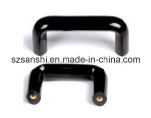 OEM Black Bakelite Plastic Pull Handle pictures & photos