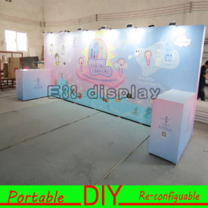 Hot Portable Recycle Modular Trade Show Booth 10*20FT Exhibition Stand pictures & photos