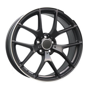 V Shape Design Alloy Wheels for Replica pictures & photos