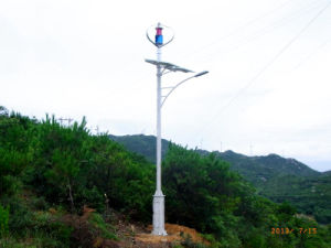 Corrosion-Resistance 400W Wind Power Generator with DC Controller pictures & photos