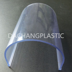 Transparent PVC Extrusion Cover pictures & photos
