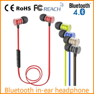Sport Mobile Phone Accessories Wireless Bluetooth in-Ear Earphone (RBT-686) pictures & photos