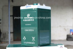 Lead-Acid Cell Silicone Battery GM-500ah