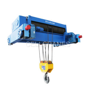 Zhbs Double Girder Electric Hoist 50t pictures & photos