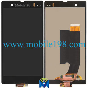 LCD Screen for Sony Xperia Z L36h Mobile Phone pictures & photos