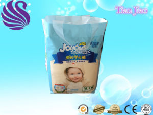 2017 New Baby Nappies Baby Diaper Manufacturer with Blue Layer pictures & photos