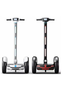 Two Wheel Self Balancing Car with Handle Scooter pictures & photos