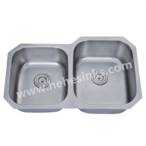 Upc Approved Stainless Steel Wash Sink 8553ar pictures & photos