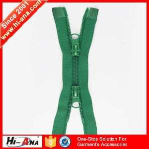 Accept OEM New Products Team Custom Double Zipper pictures & photos