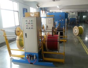 Double Twist Buncher Bunching Machine for Cable Laying up