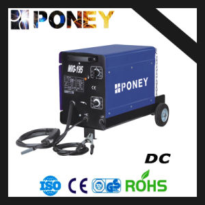 Transformer Welding Machine MIG Welding Machinery DC MIG-135/150/175/195 pictures & photos