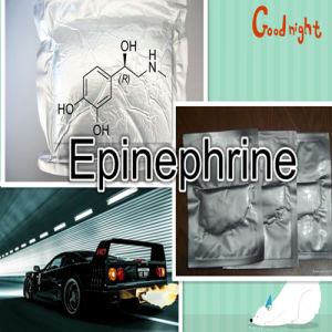 Pharmaceutical Intermediate L (-) -Epinephrine with Competitive Price pictures & photos