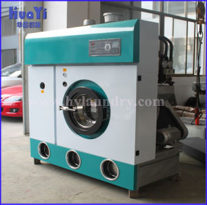 Fully Automatic Industrial Dry Cleaning Machine 6kg-12kg pictures & photos