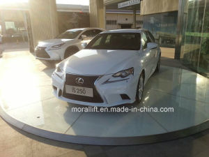 Exhibition Car Rotating Platform Car turntable pictures & photos