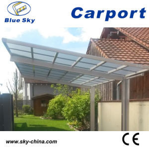 High Quality Aluminum Portable Car Carport with Polycarbonate (B900) pictures & photos