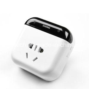 Cute WiFi Smart Timer Relay Socket Multi Use
