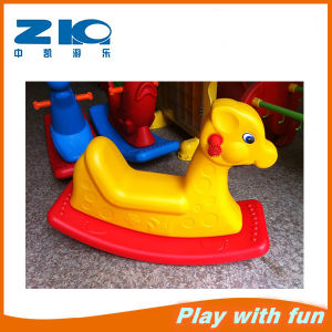 Kids Deer Plastic Rocking Horse pictures & photos