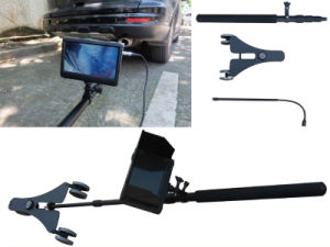 """2m Flexible Pole 7"""" Monitor 64GB 1080P Dual Digital Utility Inspection Camera with DVR Function, Under Vehicle Inspection Digital Camera pictures & photos"""