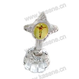 Precious Crystal Religious Models, Crystal Religion Crystal Standing Crosses