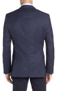 Wholesale OEM Custom Design Men′s Herringbone Blazer pictures & photos