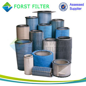 Forst Celloluse Paper Gas Turbine Air Intake Filter Cartridge pictures & photos