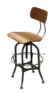 Industrial Metal Restaurant Dining Furniture Toledo Bar Stools Chair pictures & photos