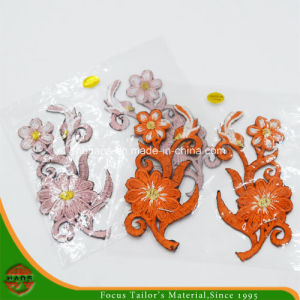 Flower Embroidery Patch for Decoration pictures & photos