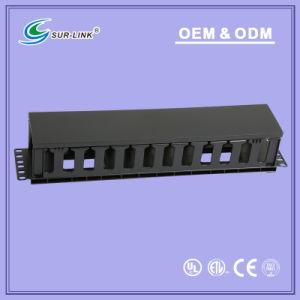 Plastic 2u Cable Management pictures & photos